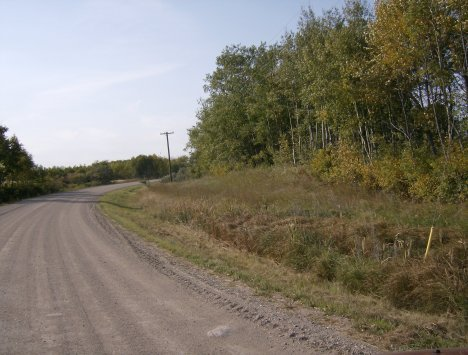 This is the old 45 highway